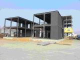 鉄骨構造の容器のオフィスの携帯用建物