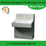Fabricación de metal de hoja del OEM para el recinto de la máquina