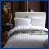 insieme 100% dell'assestamento della banda del raso del cotone delle collezioni dell'albergo di lusso 4PCS
