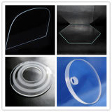 Shape especial Tempered Glass para Lighting