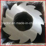 Doppi legno dell'asta cilindrica/gomma/metallo/plastica/documento/macchina trinciatrice residua della gomma piuma