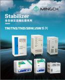 Regulador de tensão automática do servo motor do indicador de Tns-15k LCD