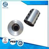 Fornitore d'acciaio dell'accoppiamento lavorato precisione su ordine dell'albero flessibile dell'OEM grande