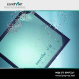 Landvac Luz y de vacío fino vidrio aislante