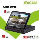 8 HDMI를 가진 CH 720p P2p Icloud 기록 Ahd DVR