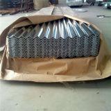 ASTM G60 heißes eingetauchtes hohes Zink-Beschichtung-Metall, das gewellte galvanisierte Blätter Roofing ist