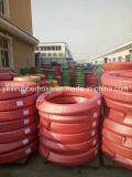 Boyau développé en spirales hydraulique de pétrole de boyau