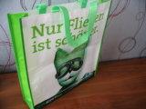 Farbenreicher gedruckter pp. nicht gesponnener Beutel des heißen Verkaufs-