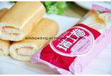 Flowpack 자동적인 베개 스위스 롤 케이크 팩 음식을%s 수평한 교류 빵 지도 포장 장비 질소 포장기