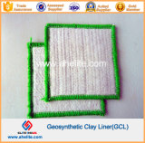 Guarnición de Landfill Geosynthetic Clay Liners Gcl Manufacturer