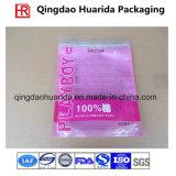 De transparante Plastic Resealable Zelfklevende Verpakkende Zak van het Kledingstuk OPP/BOPP