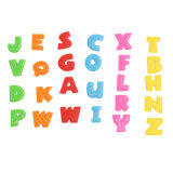 26 Sensorische Alfabet van het Stuk speelgoed van het Onderwijs van PCs het Nieuwe (mq-SA01)
