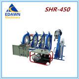 Shr-800 모형 개머리판쇠 융해 기계 유압 HDPE 관 용접 기계