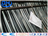 코일에 있는 열간압연 SAE1008 5.5mm 철강선 로드