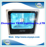 Hete Yaye 18 verkoopt LEIDENE van de MAÏSKOLF van de Waterdichte 30W LEIDENE Wasmachine van de Muur 30W Schijnwerper met Garantie 2/3/5 Jaar