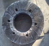 Doppelter Platten-Abscheider für Masse und Papiermaschine