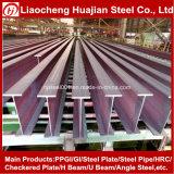 Замечательные качества Структурный оцинкованной стали H Beamin Китай