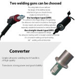 小型拳銃の溶接工