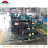 El claro/teñió/reflexivo/templó/laminado/argón/aislamiento Inferior-e de cristal con la certificación de SGS/ISO
