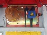 建物は単一のケージの絵画マストセクション構築の起重機を使用した