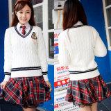 Оптовый свитер школьной формы высокого качества