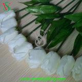 Décoration de mariage de lumière de fleur blanche
