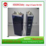 bateria de cádmio niquelar 1.2V recarregável 100ah para o sistema de energia alternativo