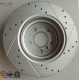 OEM Nr 357615301 van de Fabriek van China van de Lage Prijs de In het groot Rotoren van uitstekende kwaliteit van de Rem van de Schijf van de Rem voor Zetel/Volkswagen