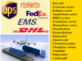 Rohes Hormon-Puder-männliche Verbesserungs-Steroide Dapoxetine Hydrochlorid Priligy Tabletten