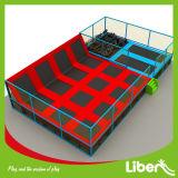 Più grande sosta dell'interno adulta del trampolino