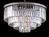 Lampada a cristallo rotonda classica del lampadario a bracci (WHG-630)