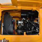 Caricatore pesante della rotella del motore di 3ton Deutz per costruzione
