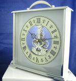 2015 جديد معدن مكتب ساعة لأنّ عمليّة بيع [ك3054س]