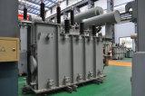 transformateur d'alimentation immergé dans l'huile de distribution de 35kv Chine de constructeur