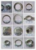 Accessoires personnalisés en métal de machine estampant des pièces