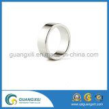Imanes permanentes del neodimio del arco del anillo para industrial