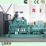 генератор электрического генератора 150kw установленный молчком тепловозный