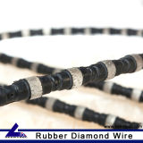 Granite와 Marble를 위한 치열한 Quarry Diamond Cable