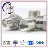 Unione M/F conico dell'acciaio inossidabile dell'accessorio per tubi del getto