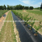 Control agrícola plástico ULTRAVIOLETA anti Agrotextile de China PP Weed