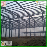 Edificios de la fábrica de la estructura de acero de Prebuilt (EHSS081)