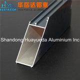 Puder-Beschichtung-Aluminiumstrangpresßling erstellt Aluminium für Garderobe ein Profil