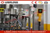 Máquinas de enchimento de molho de soja de alta velocidade para garrafas de animais de estimação