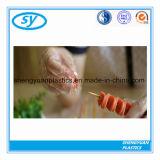 Guantes plásticos de cocinar disponibles del PE