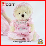 Presentes promocionais Souvenir Dog Baby Stuffed Teddy Bear Plush Soft Toys