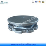 Flangia del acciaio al carbonio da Precision Casting con servizio dell'OEM
