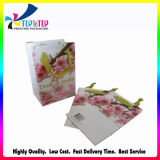 Printed su ordinazione Handle Bag con Paper