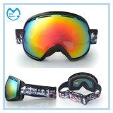 Revo ha ricoperto gli occhiali di protezione Sporting di Eyewear dell'anti della nebbia neve adulta del pattino