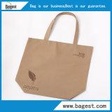 Umweltfreundliche nicht gesponnene Einkaufstasche-Handtasche mit unterschiedlicher Farbe
