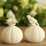 Difusor de lixa de aroma de ave de cerâmica (CD-02)